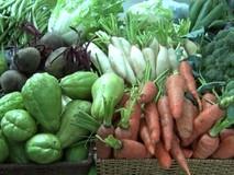 Có một khu chợ nông sản sạch của người...