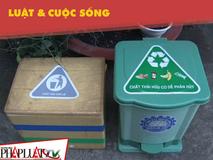 Phân loại rác tại nguồn được thực hiện ra sao...