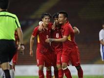 U-22 Việt Nam thắng U-22 Philippines 4 -...