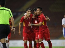 Trực tiếp U-22 Việt Nam - U-22 Philippines
