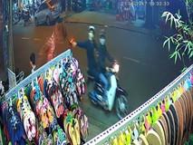 Chủ 2 tiệm giày dép bị côn đồ khủng bố...