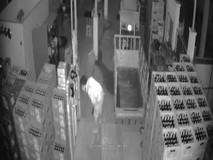 Trộm đột nhập đại lý bia bị camera ghi...