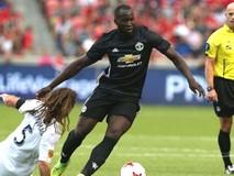 Lukaku ghi bàn thắng đầu tiên cho MU