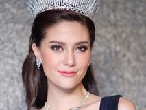 Tân Hoa hậu Hoàn vũ Thái Lan trổ tài...