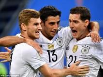Thắng Chile 1-0, Đức vô địch Confederations Cup
