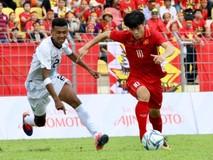 U22 Việt Nam mở màn SEA Games 29 bằng...
