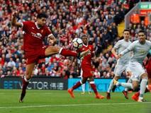 Clip: MU hòa không bàn thắng với Liverpool