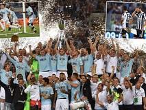 Thua đau phút 90, Juventus dâng siêu cúp cho...