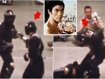Video đấu MMA thực chiến duy nhất của Lý...