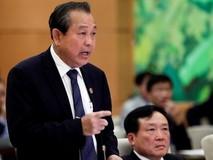 Phó Thủ tướng nói về 12 dự án 'đắp chăn...