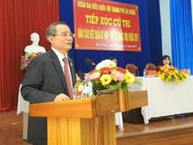 Ông Trương Quang Nghĩa nêu những bất cập của...