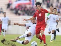 U-22 Việt Nam thua U-22 Thái Lan...