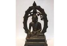 Tìm thấy tượng Phật Ấn Độ sau hơn nửa thế kỷ bị đánh cắp