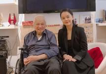 Tai biến 19 năm, nhạc sĩ Lam Phương luôn hy vọng ngày về VN