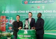 Trong tương lai Cúp Liên đoàn Anh sẽ thi đấu tại Việt Nam