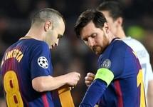 Cuối tuần này Iniesta đá J-League 1 cùng Podolski