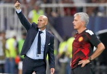 Zidane muốn thay Mourinho