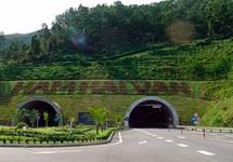 Hầm đường bộ Hải Vân sẽ cấm lưu thông theo giờ