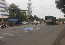 Thương tâm: Nữ sinh viên bị ô tô cán tử vong ở quận 12