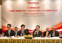 Đại lý ô tô Honda: Lớn mạnh về số lượng và chất lượng