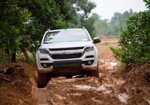 Đăng ký lái trải nghiệm Chevrolet Colorado tiên tiến nhất