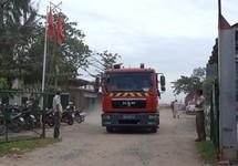 Hai người chết trong vụ nổ xưởng đóng tàu ở quận 7