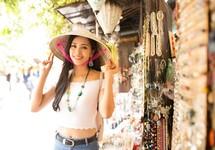 Clip Hoa hậu Tiểu Vy giới thiệu đầy lôi cuốn tại Miss World
