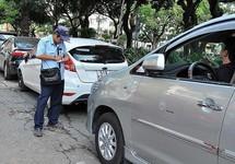 TP.HCM: Phí giữ ôtô tại Trung tâm không vượt quá 5 triệu/tháng
