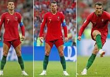 'Cristiano Ronaldo là một con quái vật'