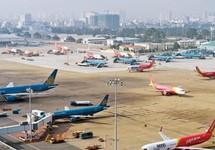 Vận chuyển hàng không đạt 87 triệu khách trong 10 tháng