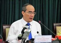 Bí thư Nguyễn Thiện Nhân nói về việc cán bộ sai phạm bị xử lý