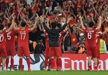 Việt Nam đau tim giành vé cuối cùng đi tiếp ở Asian Cup 2019