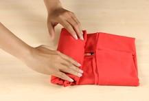 Gấp quần áo nhanh gọn trong tích tắc