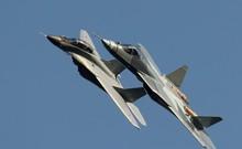 Uy lực siêu tiêm kích tàng hình Sukhoi Su-57 của Nga