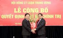 Ông Nguyễn Xuân Thắng phụ trách Hội đồng Lý luận TW