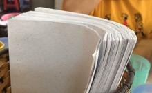 Rước bệnh từ giấy ăn, giấy vệ sinh siêu rẻ!