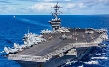 Những thông tin thú vị về tàu sân bay USS Carl Vinson