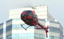 Indonesia giải quyết tắc đường bằng 'taxi trực thăng'