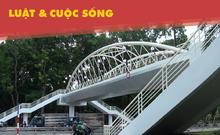 Sự thật về cây cầu vượt 11,6 tỉ đồng ở TP.HCM