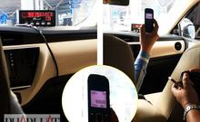 Thanh tra giao thông TP.HCM dẹp nạn taxi tráo tiền du khách