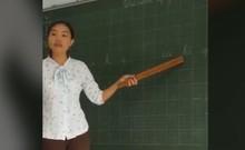 Giáo viên hướng dẫn cách đánh vần kiểu lạ