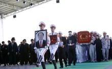 Lễ an táng Chủ tịch nước Trần Đại Quang