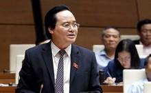 Bộ trưởng Giáo dục nói về quy định 'bán dâm 4 lần bị đuổi học'