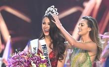 Phút đăng quang Hoa hậu Hoàn vũ 2018 của người đẹp Philippines