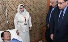 Thủ tướng Ai Cập thăm nạn nhân Việt Nam vụ nổ bom