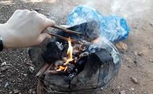 Về Đắk Lắk ăn 'đặc sản' hạt điều nướng than