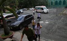 Vụ VN Pharma: Bị bắt tại tòa, bị cáo Hùng xỉu vì sốc
