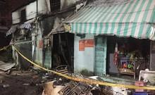 Hiện trường vụ cháy nhà quận 9 làm 6 người bị thương
