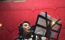 Nghệ sỹ Bạch Tuyết ca vọng cổ... 'Em Gái Mưa'
