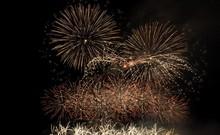 Màn pháo hoa độc đáo đưa đội Ý lên ngôi vô địch